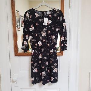 NWT H&M floral dress